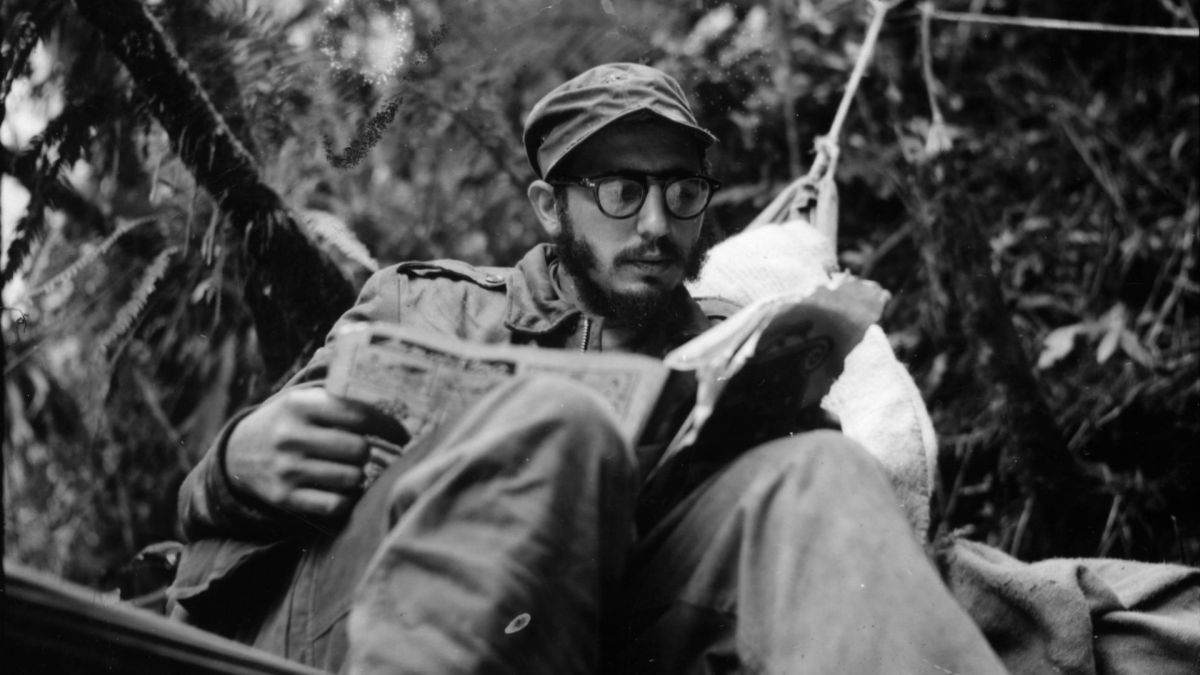 Fidel Castro: leader among men
