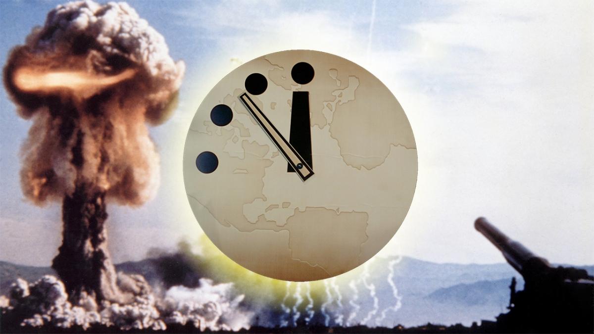 doomsday clock - photo #18