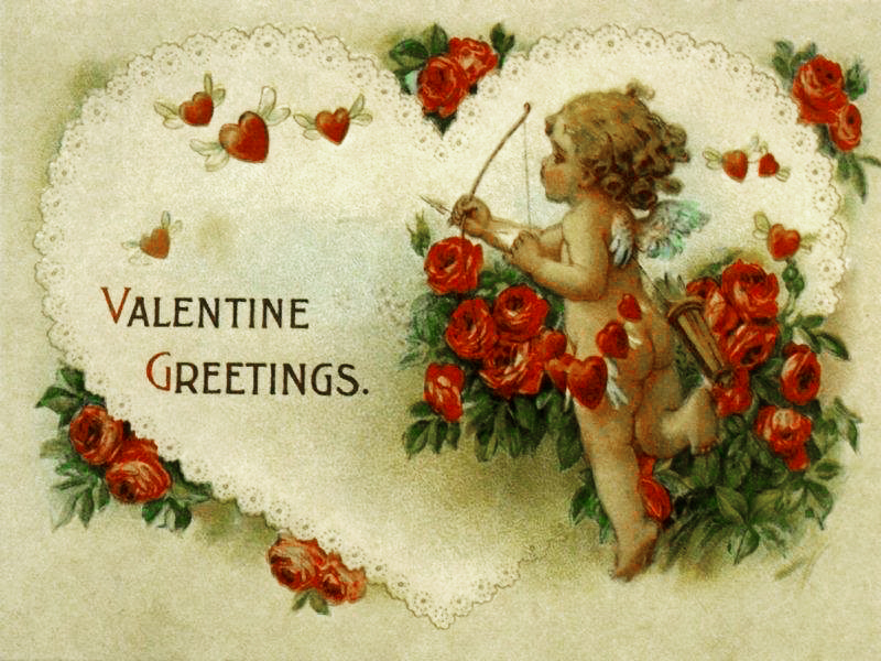 A short history of Valentine's Day greeting cards