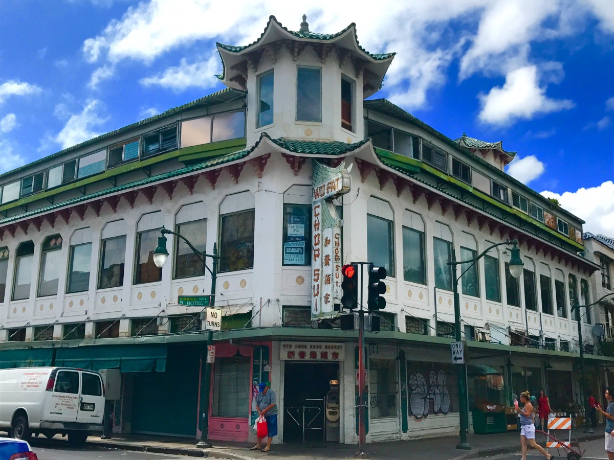 America's oldest Chinatown: A Renaissance story